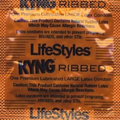 Lifestyles KYNG Ribbed