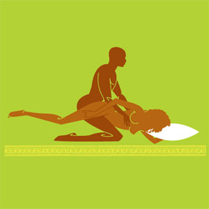 Condom Depot - Position of the Week:  The Linguini