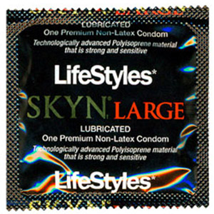 Lifestyles SKYN Large