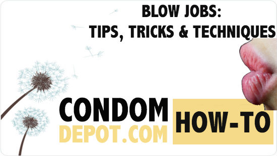 Tips And Tricks For Blow Jobs
