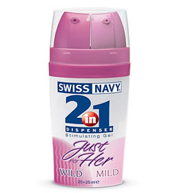 Swiss Navy 2-in-1 For Her